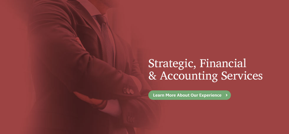 Strategic, Financial & Accounting Services