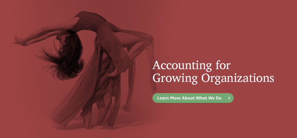 Accounting for Growing Organizations