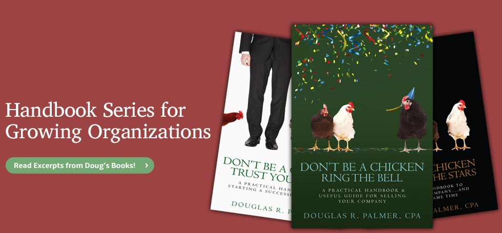 Avoid Small Business Mistakes - Read an Excerpt from Doug's Book!